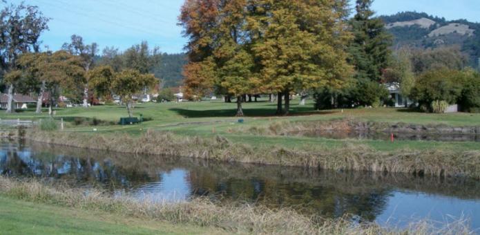 OGC Water Drainage Argument Explored
