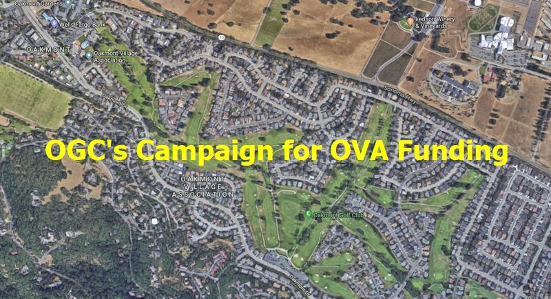 OVA-OGC: What's Wrong With The Process & How To Make It Right — Part 1 What's wrong with OGC's campaign for OVA funding?