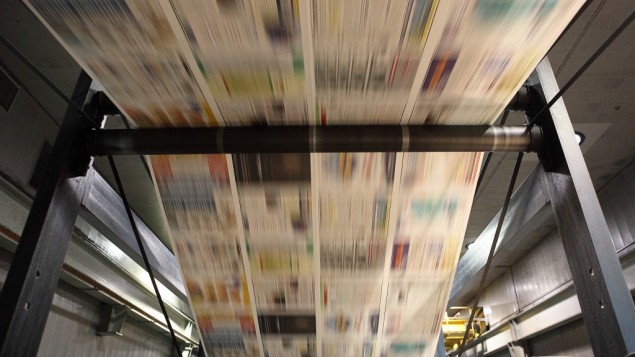 "A Novel Approach to Newspaper Publishing in an Era of ""Free"" Information"