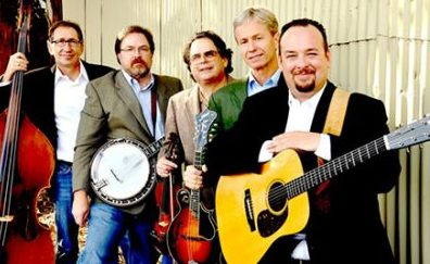 6/13 David Thom Bluegrass Band
